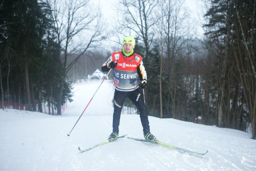ÕHTULEHE VIDEO | Eesti kõigi aegade parim sprinter Anti Saarepuu selgitab, mis sportlasi Otepää uuel rajal ootab