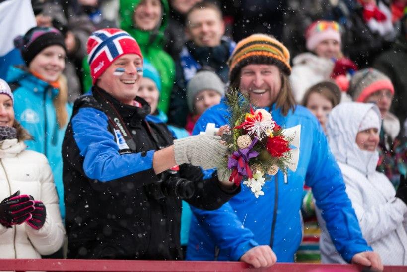 GALERII: Otepää klassikasprindid lõppesid Norra triumfiga