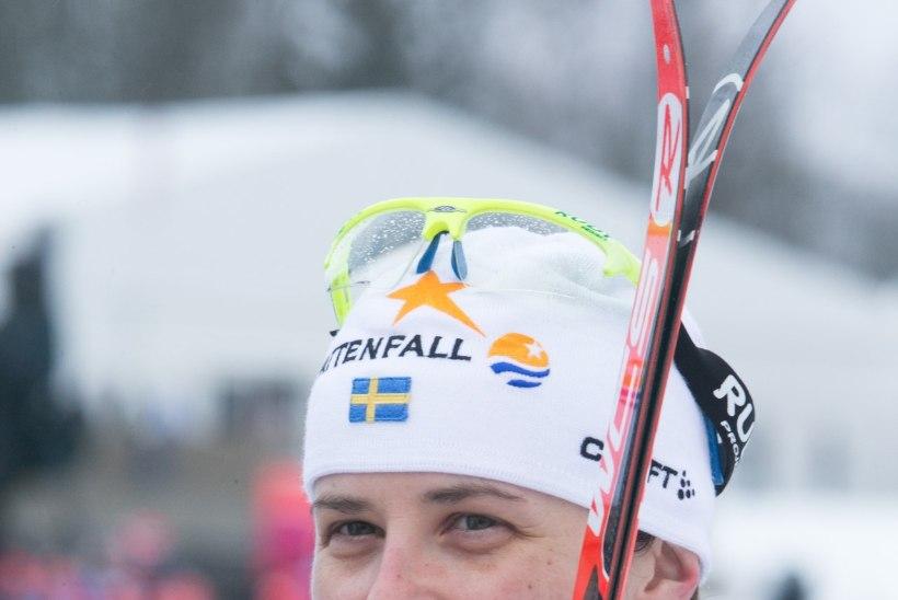 GALERII: Otepää MK-etapi viimasel päeval viidi võidud Rootsi ja Venemaale, Eestile lohutuseks kümnes koht