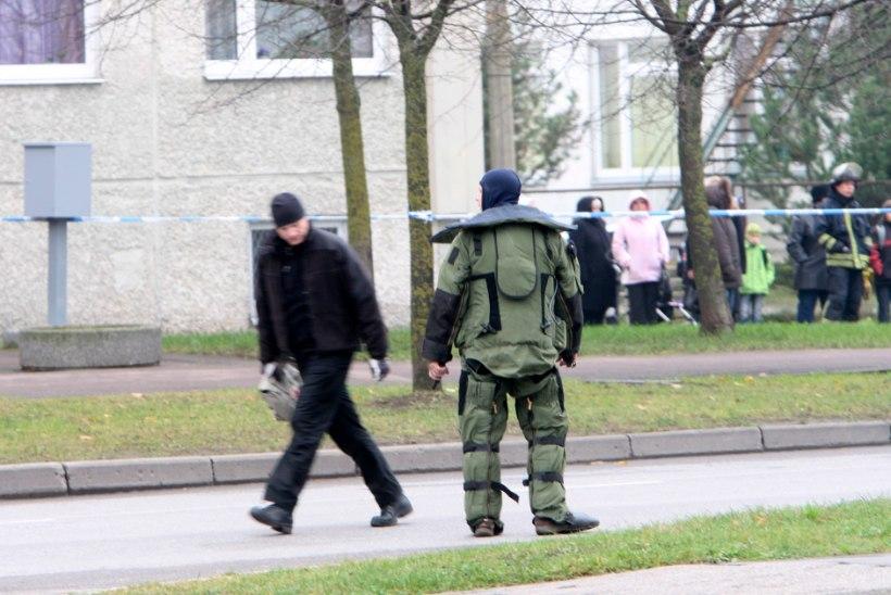 Terrorismioht paneb suurema vastutuse ka Eesti demineerijatele