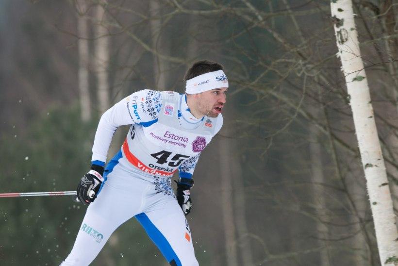 Ränkel ja Kümmel said Otepää sprinditeate finaalis kümnenda koha