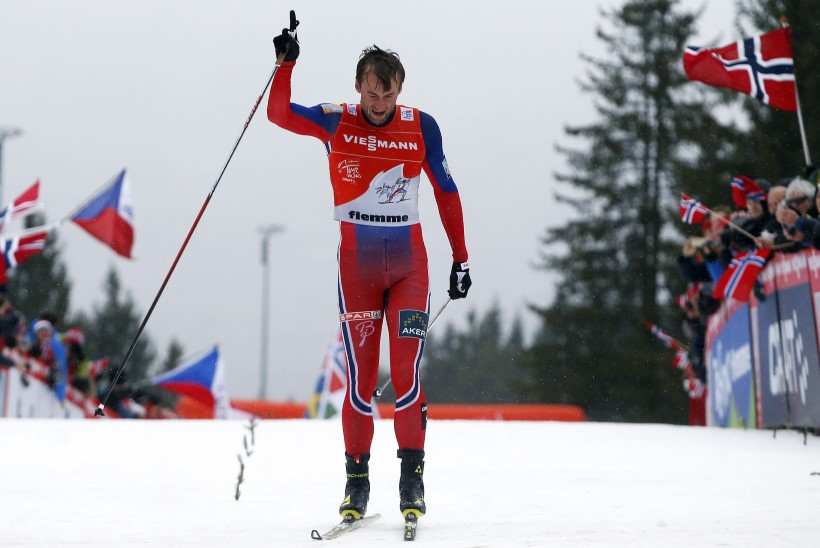 Mida arvas Petter Northug venna Otepää MK-etapivõidust?