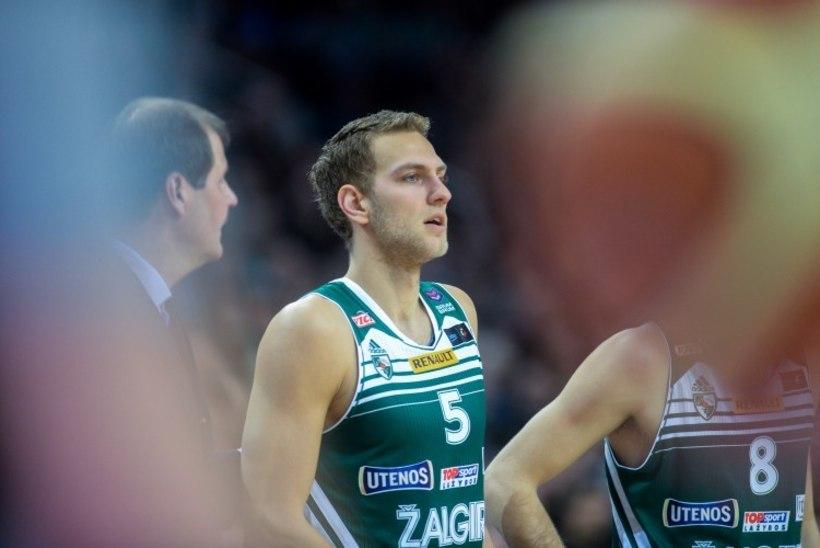 Siim-Sander Vene aitas Žalgirisel võita Leedu liidrite heitluse