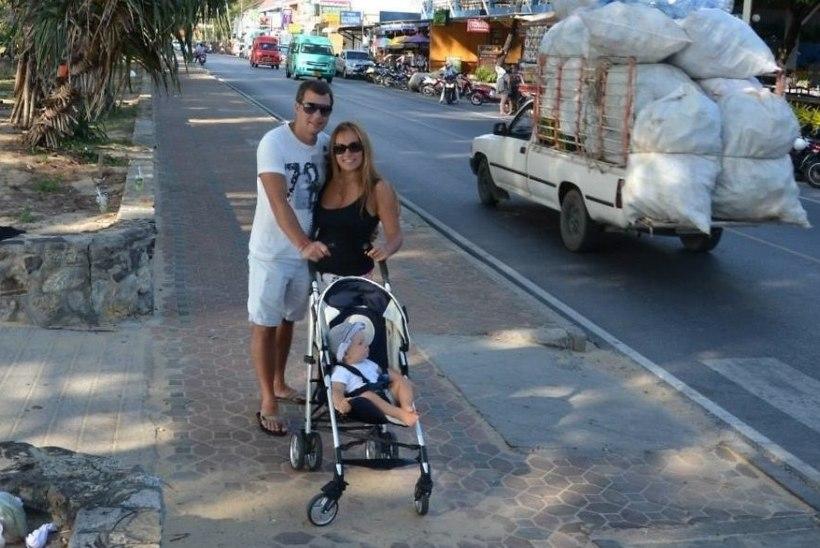 Eesti pere draama Tais: pereisa ei pääse pärast õnnetust kodumaale