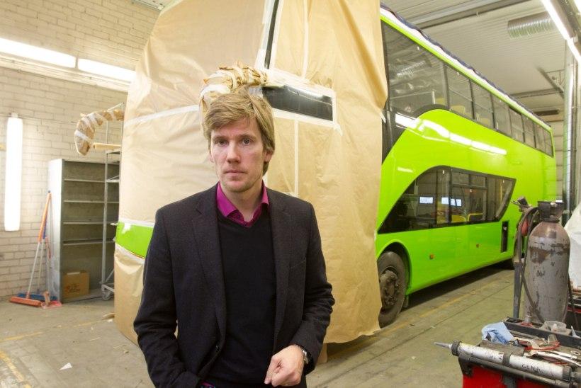 Külatöökoda töötas end kuulsaks kõigis Põhjamaade bussifirmades
