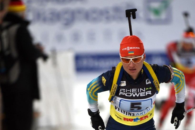 Roland Lessing on selle hooaja põhjal kodusel laskesuusatamise EMil üks tugevamaid startijaid