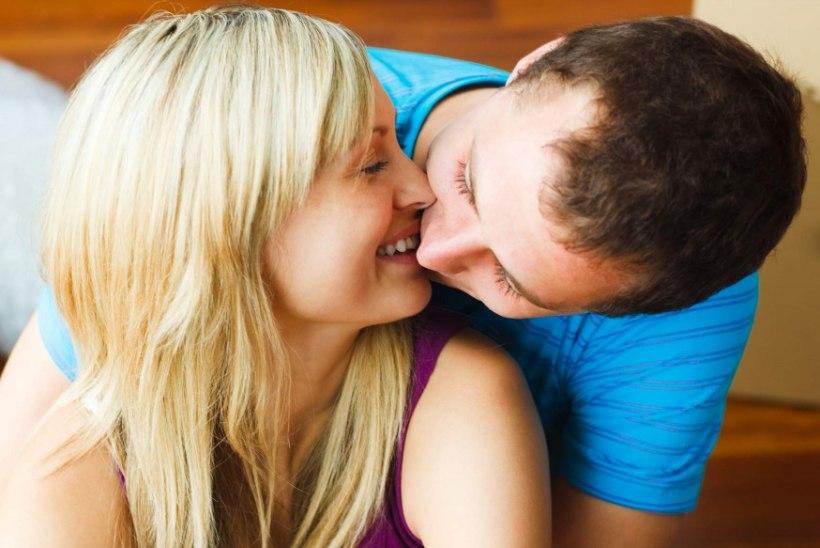 Suudlemine vabastab stressist ja tugevdab immuunsüsteemi