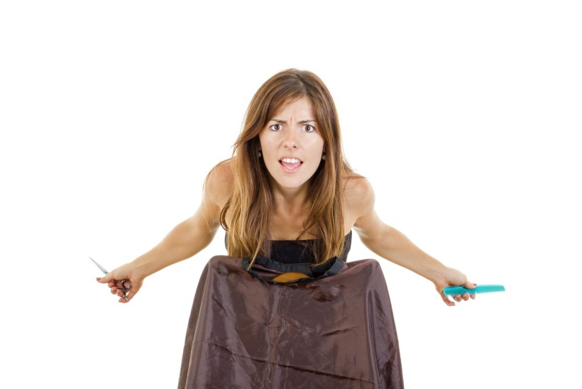 6 asja, mida soovides vihastad juuksuri välja!