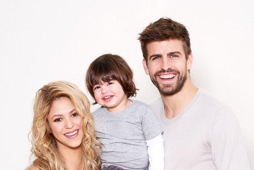 VAATA! Shakira ja Gerard Piqué avaldasid imeilusad perefotod
