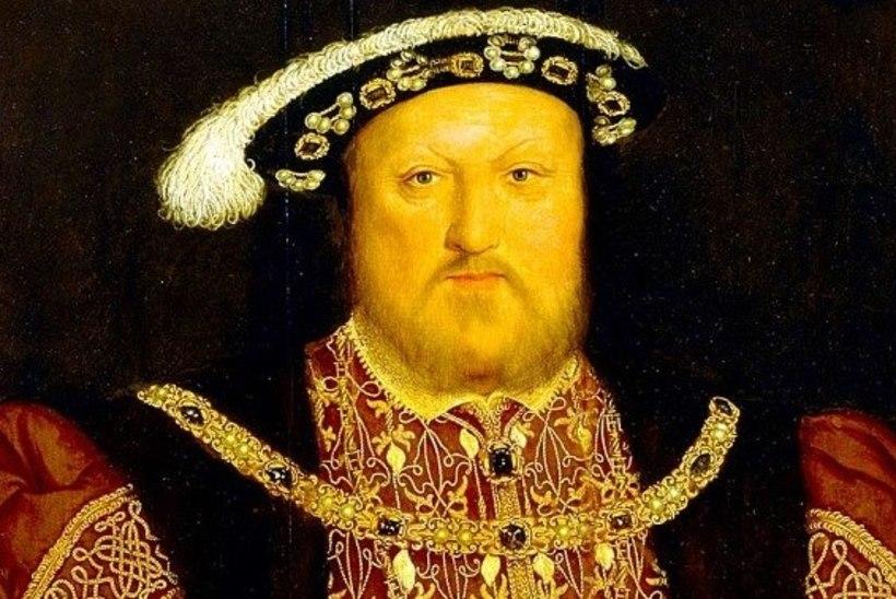 MURRAME JA PALJASTAME: Henry VIII ei olnudki kuut naist ega süüfilist!