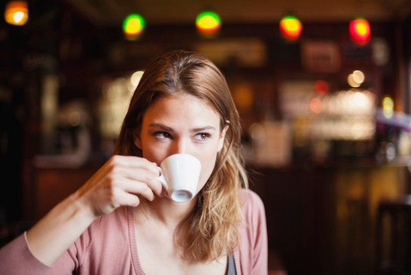 Tahad kaalust alla võtta? Joo võiga kohvi!
