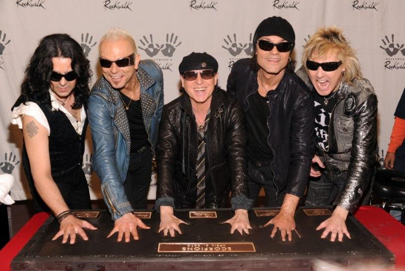 """Scorpions 50: """"Me pole kunagi püüdnud olla Saksa ansambel!"""""""