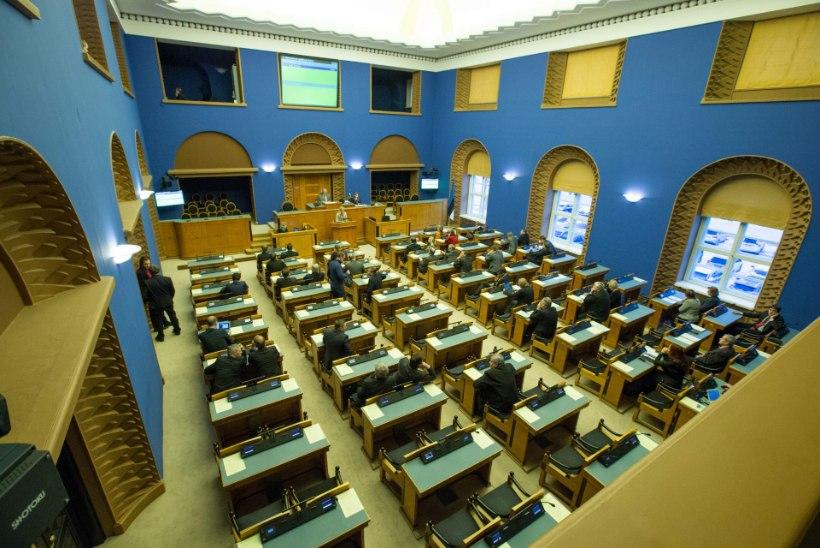 Eesti spordirahva Riigikogu-iha jätab soovida