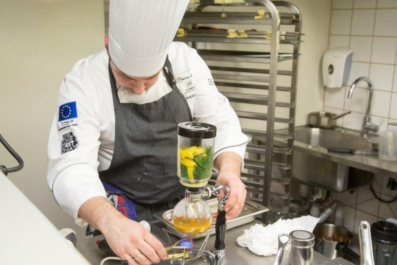 """Eesti osaleb kokandusvõistlusel """"Bocuse d'Or"""""""
