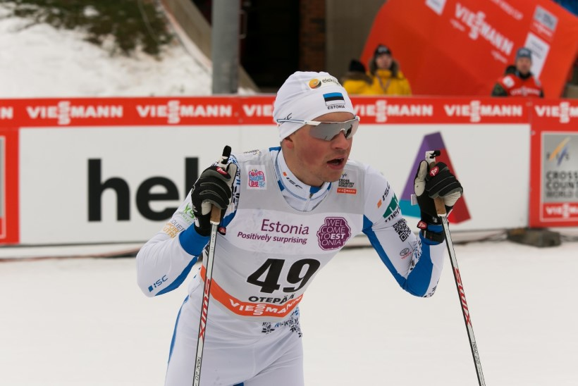 Eesti suusatamise meistrivõistlustel oli kõigest käputäis osalejaid