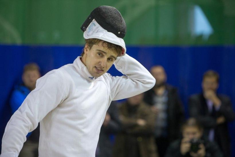 Eesti epeemeeskond sai MK-etapil Heidenheimis 13. koha