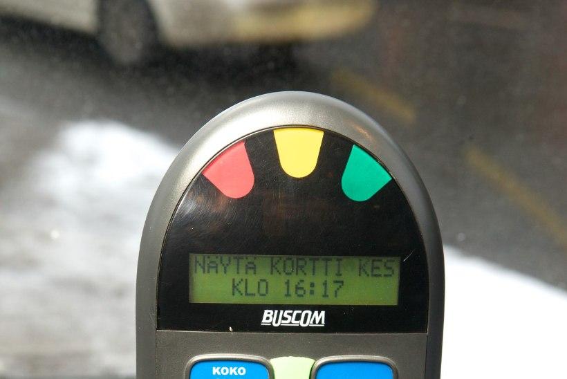 Soome seisab lähiajal silmitsi bussijuhtide põuaga