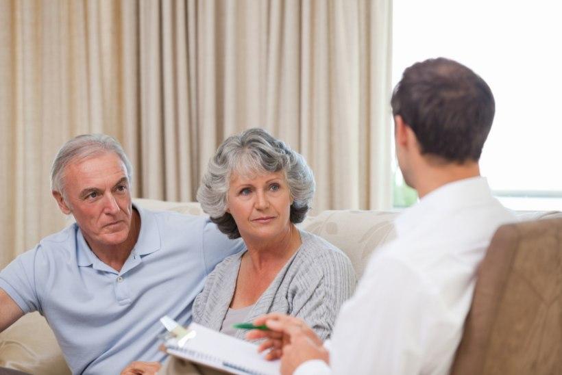 Kuidas eakaid hästi hooldada? Silm peal iga päev