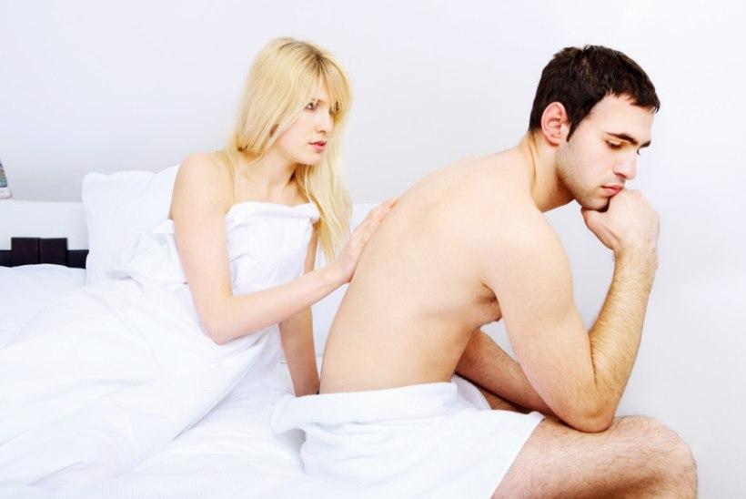 Loe, millise vitamiini puudus põhjustab erektsioonihäireid