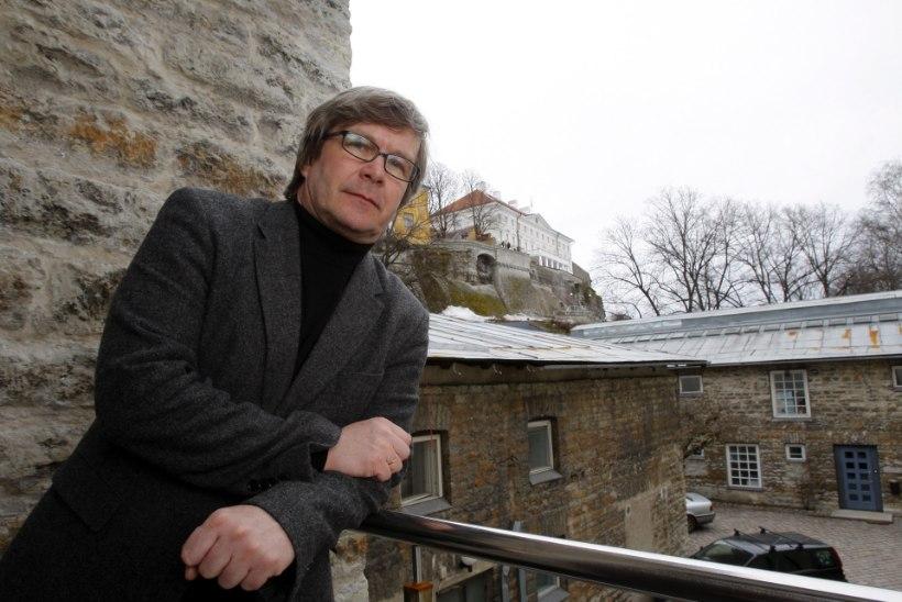 Kunstiakadeemia uus rektor on Mart Kalm