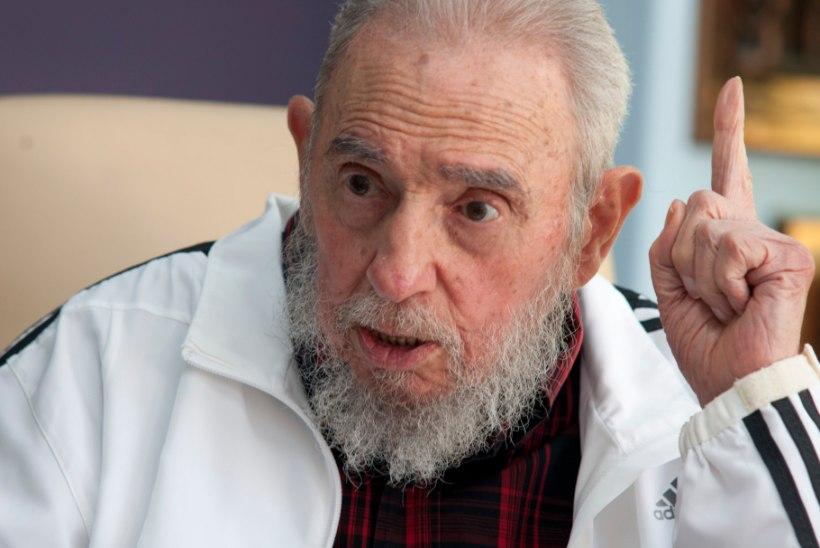 Fidel Castro andis Kuuba ja USA lähenemisele oma heakskiidu