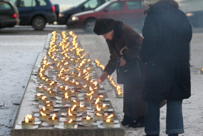 Holokaustipäeval mälestatakse hukkunuid