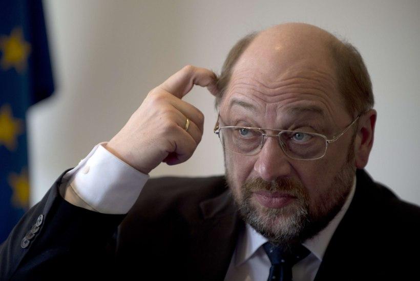 Schulz ei toeta uusi sanktsioone