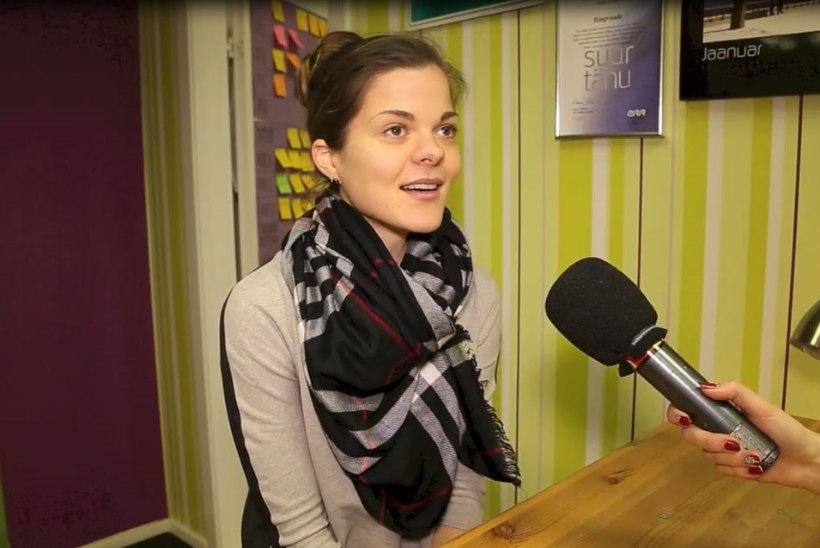 """ÕHTULEHE VIDEO   """"Ringvaade 1000""""   Mai Palling meenutab, kuidas ta sõjaväelase elu elas"""