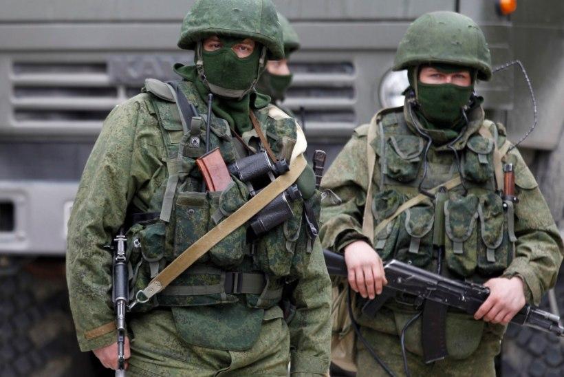 UUDISTEPORTAAL: Vene sõjaväelased ründasid Abhaasias asuvat armeenlaste küla