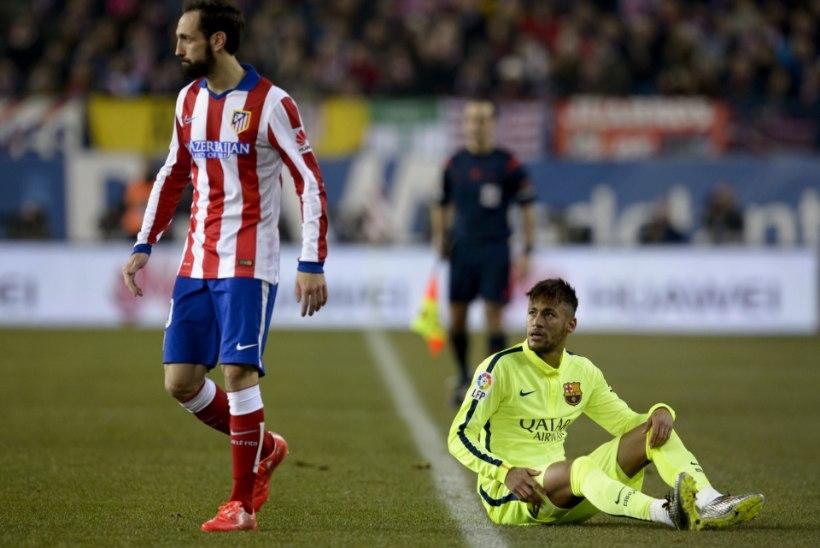 GALERII ja VIDEO   Hispaania kired karikasarjas: Torres, punased kaardid ja Barcelona võim