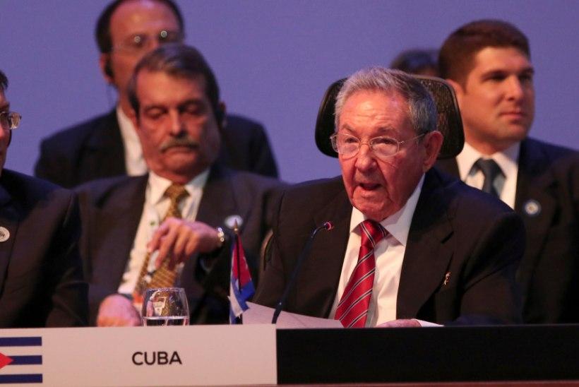 Kuuba nõuab USA-lt Guantanamo tagastamist