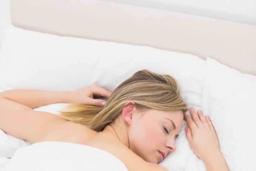 Kuidas mõjutavad magamisasendid tervist?