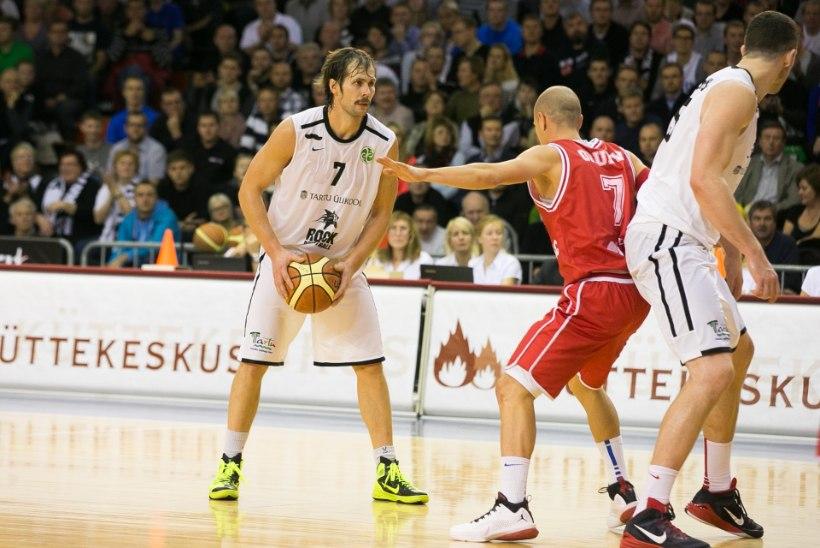 """Valmo Kriisa uuesti korvpallikoondisse? Tiit Sokk: """"Midagi ei saa välistada."""""""