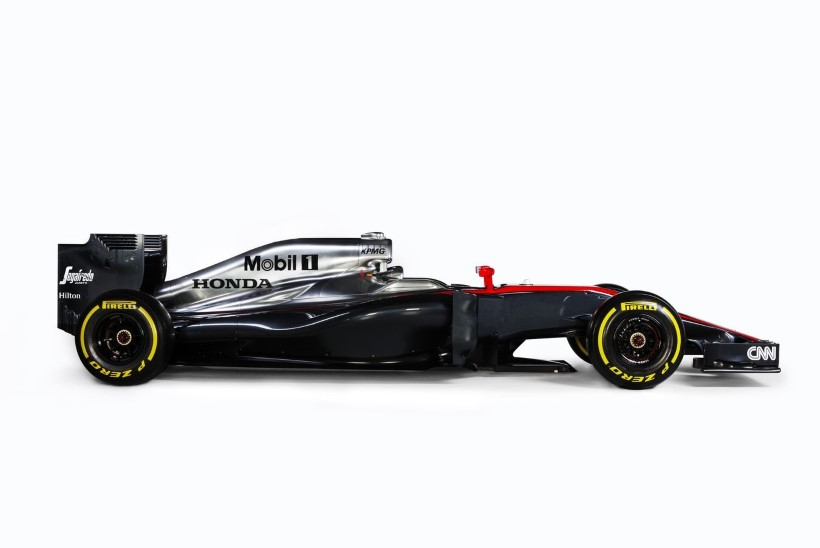 FOTOD: Saage tuttavaks, selline on McLaren-Honda MP4-30!