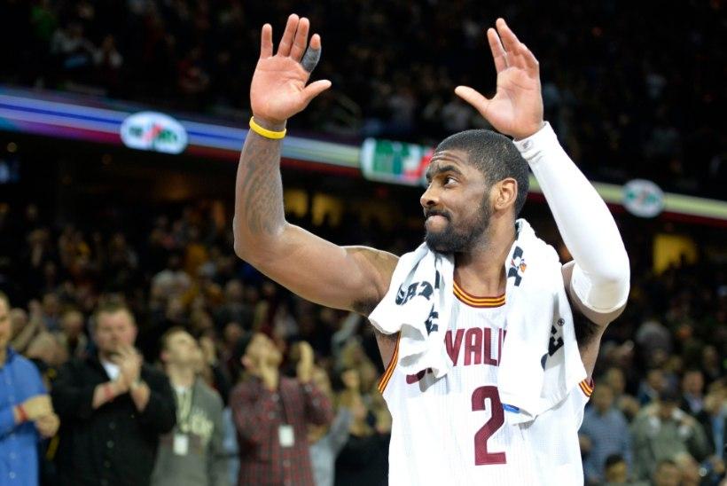 Cavaliersi mängija tegi NBA hooaja punktirekordi
