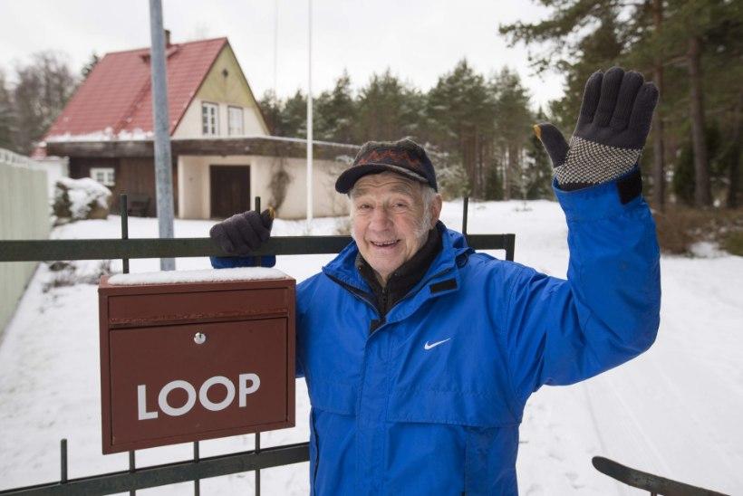 Uno Loop: isehakanud metsamees olen juba aastakümneid