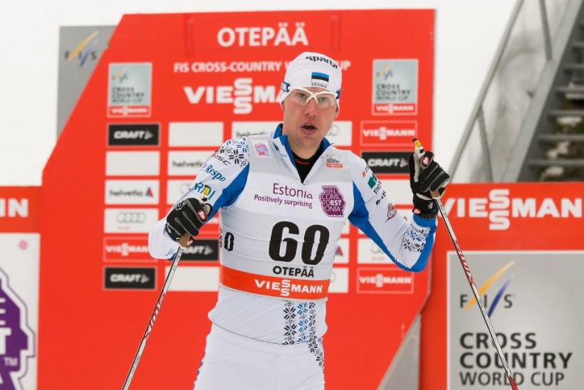 Eesti saadab suusatamise MMile suure võistkonna