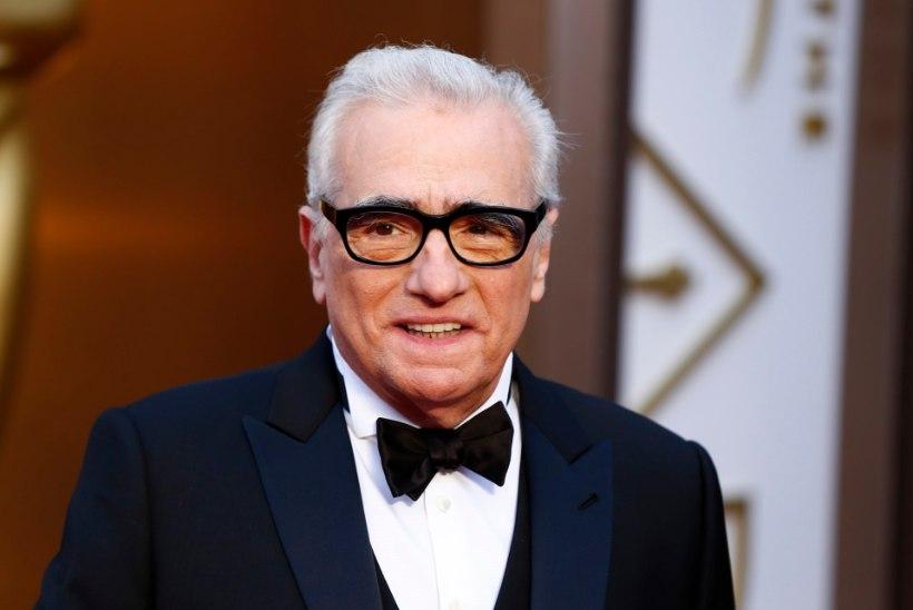 Surm Scorsese võtteplatsil