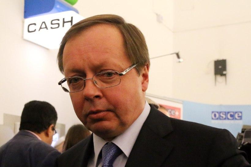 Vene saadik OSCE juures hoiatas lääneriike suure katastroofi eest