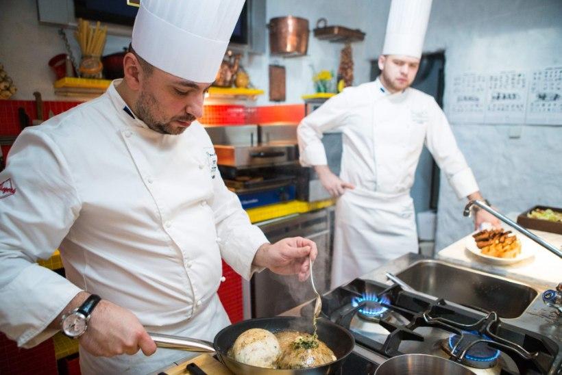 Eesti kokk pälvis maailmas 14. koha