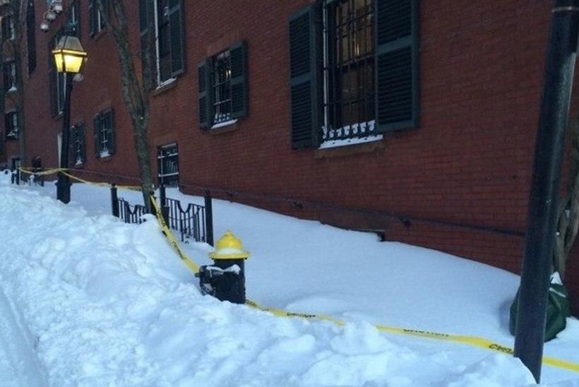 USA välisministrit trahviti koristamata lume eest
