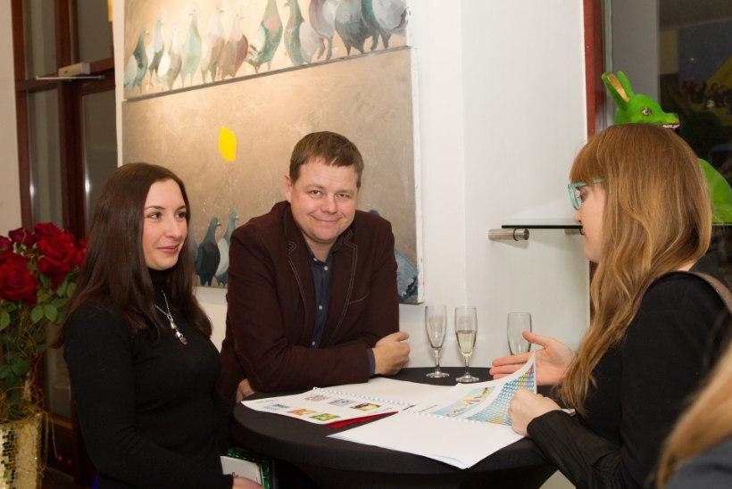 """GALERII: Tallinnas avati kunstikeskus """"Art Space"""""""