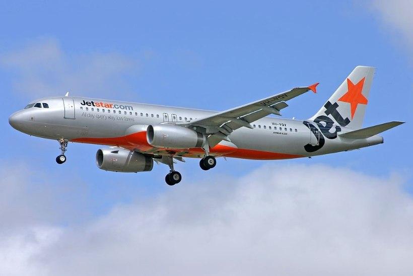 Lennufirma tegutseb kosjakontorina