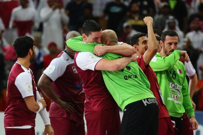 Käsipalli maailmameistri selgitavad Prantsusmaa ja... Katar!