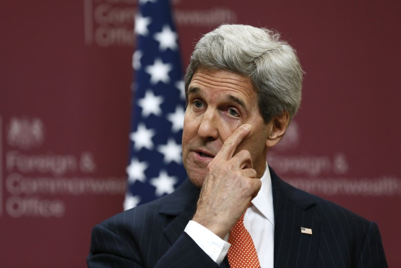 Kerry ja Lavrov võivad kohtuda Moskvas