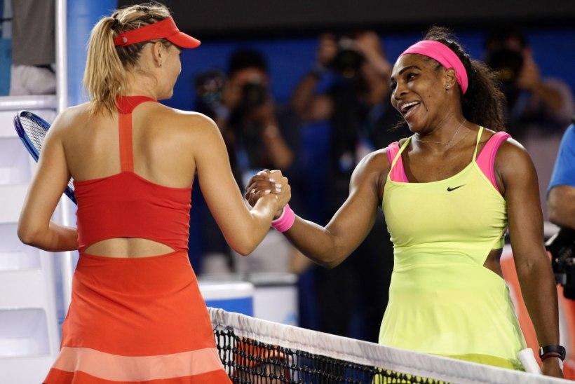 Karjääri 19. Suure slämmi tiitli võitnud Serena Williams: tennisemänguga alustades polnud mul midagi muud peale palli, reketi ja lootuse