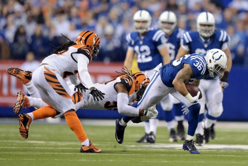 ANALÜÜS   NFLi play-off'is võitmiseks tuleb end ületada, Bengals seda ei suutnud