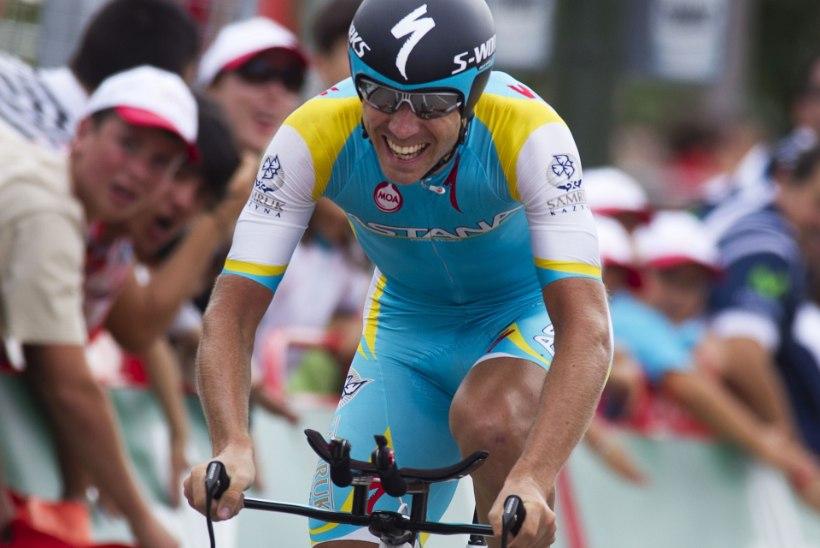 Astanast minema löödud rootslane avameelitseb: mind palgati rattaga sõitma ja kästi vait olla!