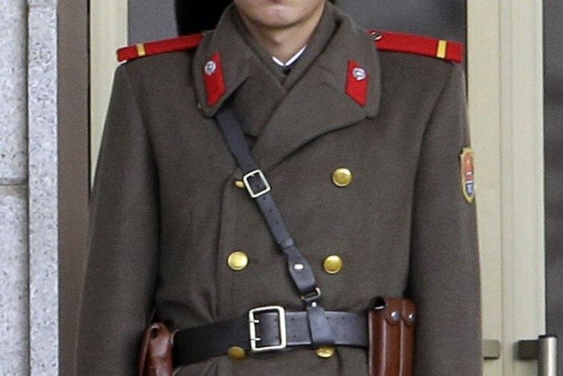 Põhja-Korea sõdur tappis Hiinas toitu röövides neli elanikku