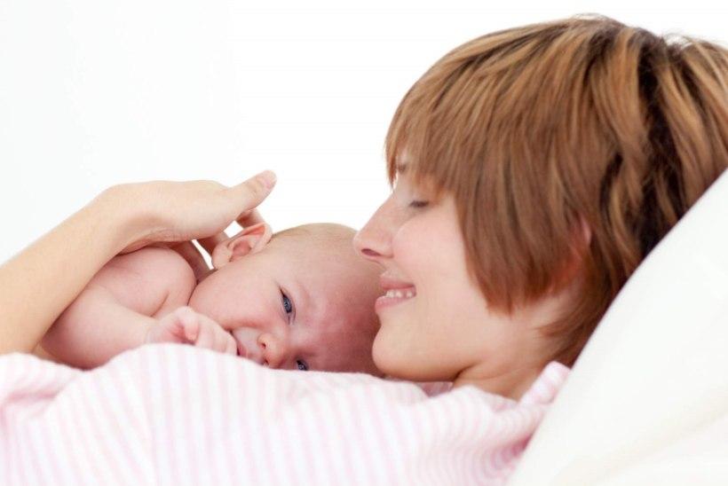 Ida-Tallinna Keskhaiglas sündis aasta esimesel päeval kaheksa last